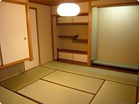 和室(畳替え)