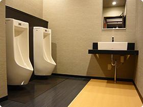トイレ(小便器)・洗面台