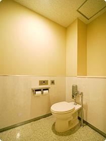 個室(大便器ブース) / 女子トイレ